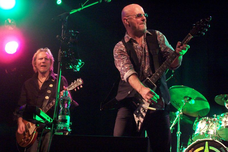 WISHBONE ASH + Shawn Kellerman