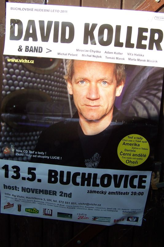 DAVID KOLLER & Band , November 2nd